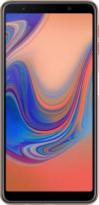 Samsung Galaxy A7 (Gold, 64 GB)(4 GB RAM)