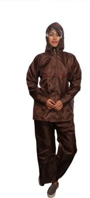 Shreejee Solid Men & Women Raincoat
