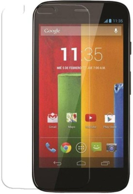 EASYBIZZ Tempered Glass Guard for Motorola Moto G(Pack of 1)