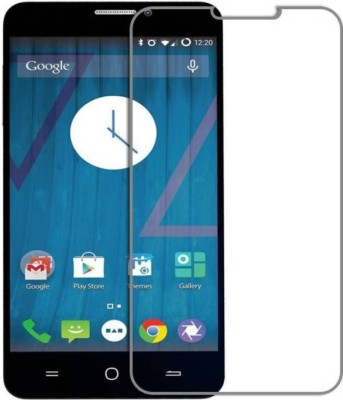 Desirtech Tempered Glass Guard for Micromax Yureka Yu 5510(Pack of 1)