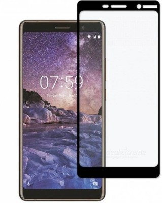 eCase Tempered Glass Guard for Nokia 7 Plus