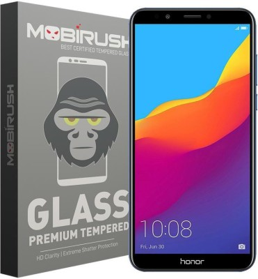 Mobirush Tempered Glass Guard for Huawei Y5 Prime (2018)(Pack of 2)