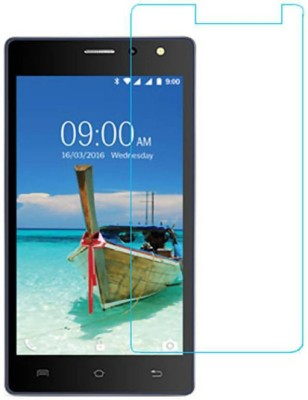 Blate Tempered Glass Guard for Intex Aqua Prime 4G(Pack of 1)