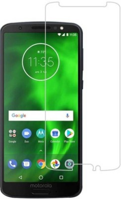 SVENMAR Tempered Glass Guard for Motorola Moto G6 Play(Pack of 1)