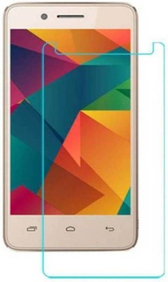 BHRCHR Tempered Glass Guard for Micromax Q402(Pack of 1)