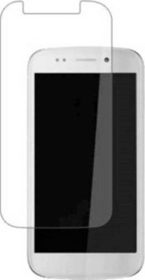 Desirtech Tempered Glass Guard for Micromax a116 hd(Pack of 1)