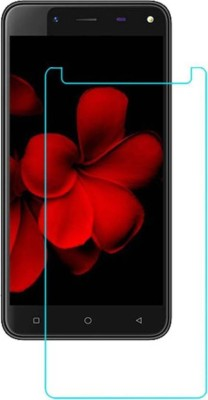 BHRCHR Tempered Glass Guard for Karbonn Titanium Frames S7