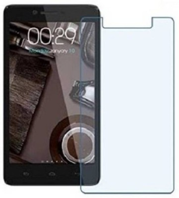 Desirtech Tempered Glass Guard for Micromax A102(Pack of 1)