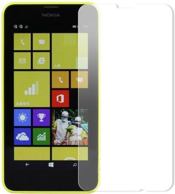 REZAWZ Tempered Glass Guard for Nokia Lumia 630(Pack of 1)