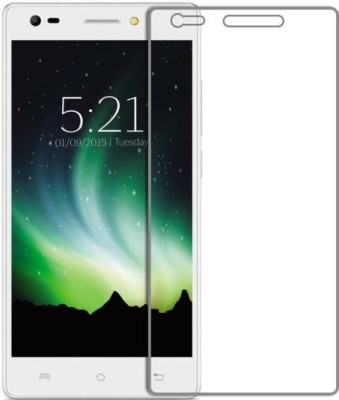 Micdeal Tempered Glass Guard for LAVA PIXEL V2(Pack of 1)