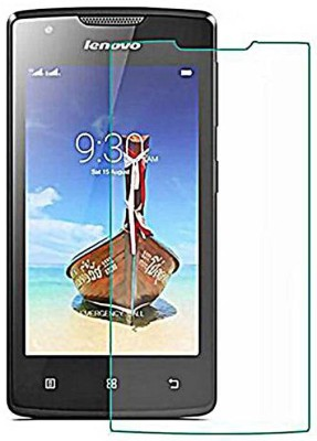 RM WORLD Tempered Glass Guard for Lenovo A1000(Pack of 1)
