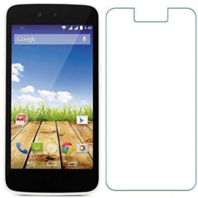 Desirtech Tempered Glass Guard for Micromax Canvas A1 AQ4501(Pack of 1)