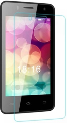 Navkar Eshop Tempered Glass Guard for Intex Aqua Star HD(Pack of 1)