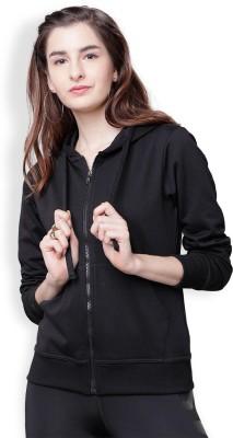 Tokyo Talkies Full Sleeve Solid Women Sweatshirt