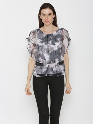 Ans Fab Casual 3/4th Sleeve Printed Women
