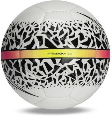 Briston New Hypervenom (Multicolor) Football - Size: 5(Pack of 1, Multicolor)