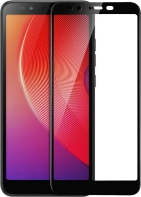 GeekMart Edge To Edge Tempered Glass for Infinix Smart 3 Plus(Pack of 1)