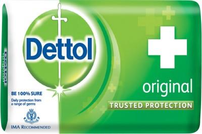Dettol Original Soap 75gm(3 x 100 g)
