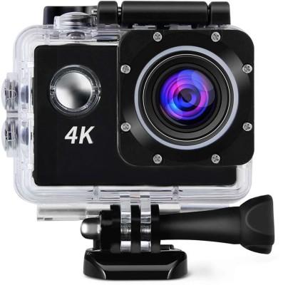 BIRATTY 4k 4K sports and action camera Sports and Action Camera(Black 16 MP) 1
