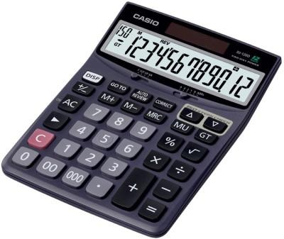 CASIO DJ-120D Desktop Basic Calculator(12 Digit)