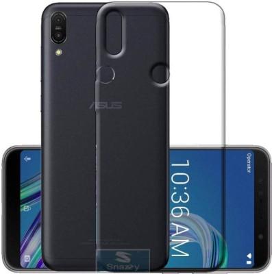 XOLDA Back Cover for Asus Zenfone Max Pro M1 Transparent