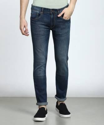 Pepe Jeans Skinny Men's Blue Jeans