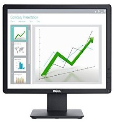 Dell 17 inch Full HD LED Backlit Monitor (E1715S) at flipkart