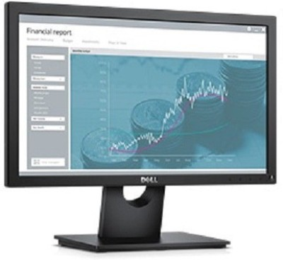 Dell 18.51 inch HD LED Backlit Monitor (E1916H)(VGA) at flipkart