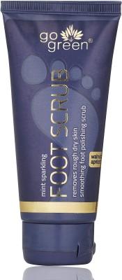 Go Green FOOT SCRUB - 100 ML Scrub(100 ml)
