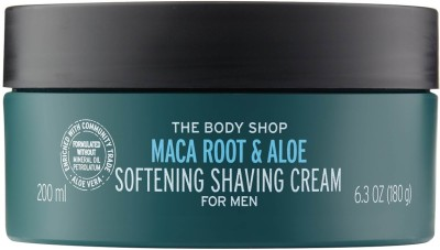 The Body Shop for Men Maca Root Shave Cream 200ml