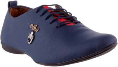 fOOTISTA Original Party Wear Shoes For Men Blue fOOTISTA Casual Shoes