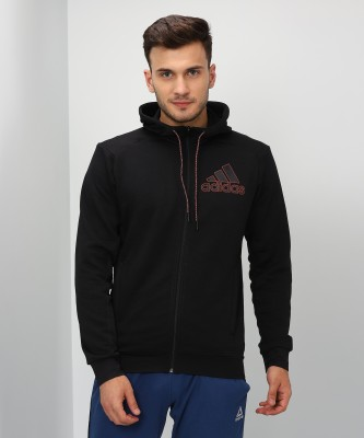 Seven Rocks Full Sleeve Solid Men Sweatshirt