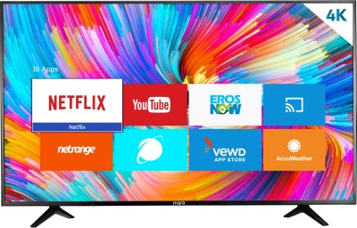 MarQ by Flipkart 55 inch Ultra HD (4K) LED Smart TV is a best LED TV under 50000