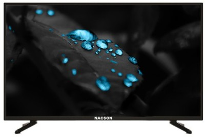 View Nacson Smart 102cm (40 inch) Full HD LED Smart TV(NS42AM20S)  Price Online