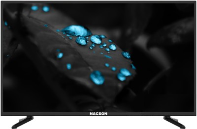 View Nacson Normal 80cm (32 inch) HD Ready LED TV(NS32HD1)  Price Online