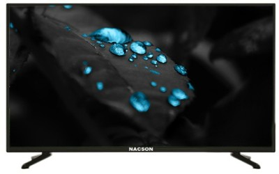 View Nacson Normal 102cm (40 inch) Full HD LED TV(NS42FHD2)  Price Online