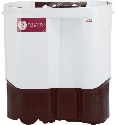 Godrej 8 kg Semi Automatic Top Load Washing Machine White, Maroon(WS Edge Pro 800 ES Sh) (Godrej)  Buy Online
