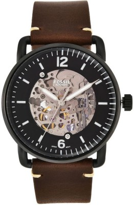 Fossil ME3158 The Commuter Auto Analog Watch  – For Men