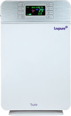 Livpure TruAir Portable Room Air Purifier White