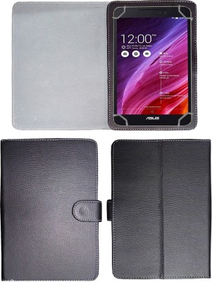 VPS Book Cover for Asus Fonepad 2013(Black, Cases with Holder)