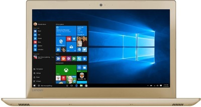 Lenovo Ideapad 520 Core i5 8th Gen - (8 GB/2 TB HDD/Windows 10 Home/4 GB Graphics) 520-15IKB Laptop(15.6 inch, Gold, 2.2 kg, With MS Office) at flipkart