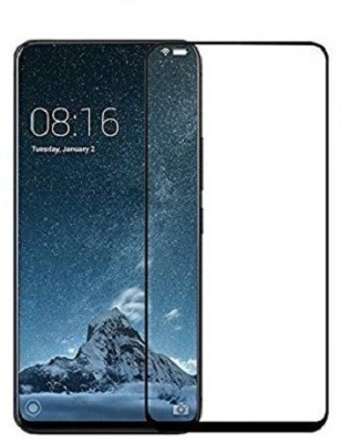 the best choice Screen Guard for Vivo Nex 5D Curved color Glass/5D Tempered glass/ Edge to Edge 5D Anti -Scratch Glass/Screen Protector (BLACK)(Pack of 1)