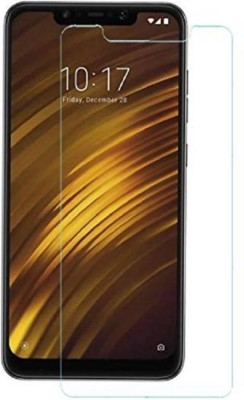 BuyMe Tempered Glass Guard for Mi Redmi Note 6 Pro(Pack of 1)