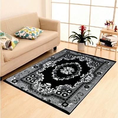 Mr.Bhoria Enterprises Multicolor Cotton Carpet(121 cm X 183 cm)