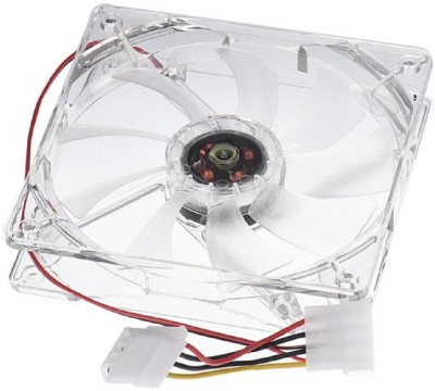 Cost 2 Cost S.S111 LED FAN Cooler(Multicolor)