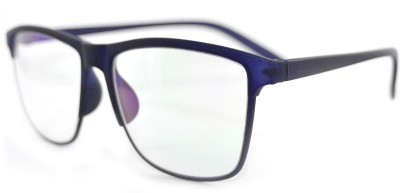 cockscomb Full Rim Square Frame(50 mm) at flipkart