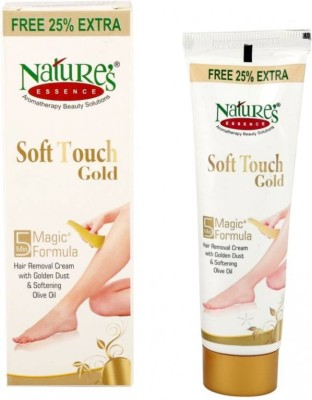 Nature's SOFT TOUCH HAIR REMOVAL GOLD CREAM Cream(50 g)