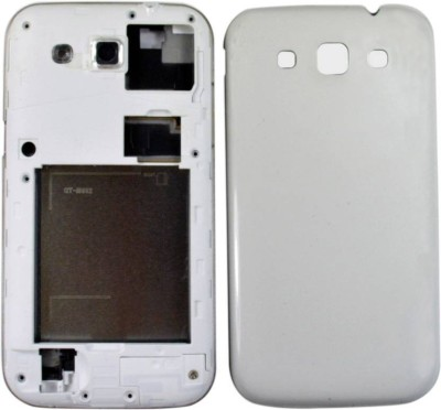 Boom Samsung Galaxy Grand Quattro Front & Back Panel(White)