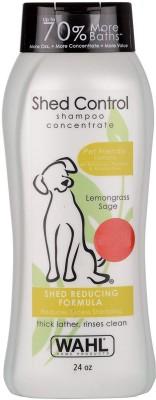 Wahl Shed Control Shampoo Hypoallergenic Lemongrass Sage Dog Shampoo(710 ml)