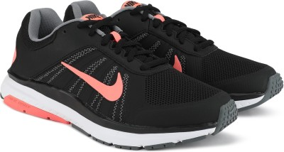 0744ad8b21dbef Nike WMNS DART 12 MSL Running Shoes For Women(Black)